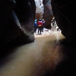 Pine Creek Canyoneering