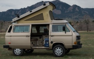 Van For Sale Exterior